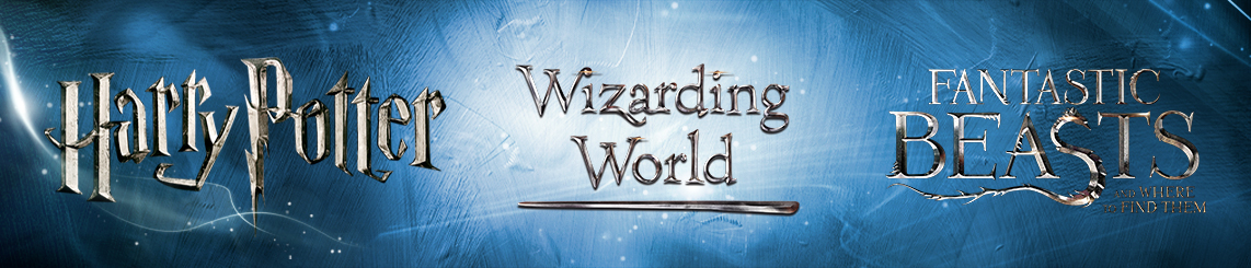 Wizarding World : Harry Potter & Fantastic Beasts