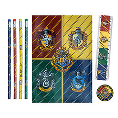 CR5110-Hogwarts House Stationery set