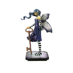 DS_AB37031-Amy Brown - Fairy Key to Happiness LE 2400