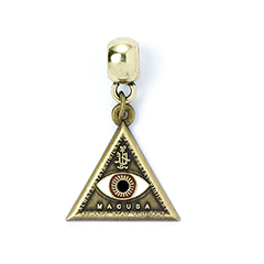 EFC0004-Triangle Eye Slider Charm