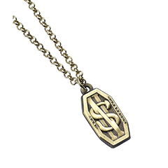EFN0006-Newt Scamander Logo Necklace