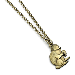 EFN0018-Niffler Necklace