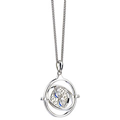 EHPSN021-Time Turner Necklace with Swarovski crystals