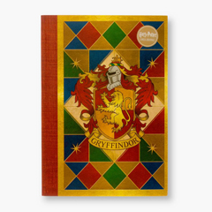 IHJ12-Gryffindor House  Crest Notebook