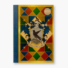 IHJ14-Ravenclaw House  Crest Notebook