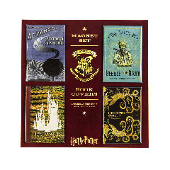 IHPM02-Book Covers Magnet Set